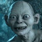 Smiegel the Gollum from Lord of the Rings
