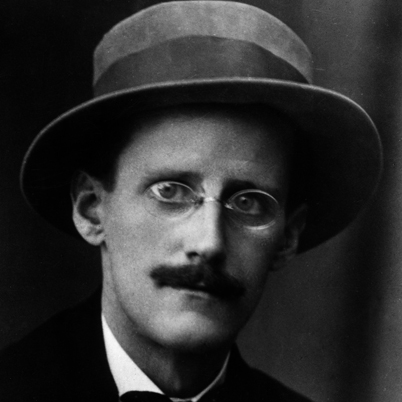 James Joyce writing style