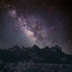 The Milky Way (image www.astro.wisc.edu -