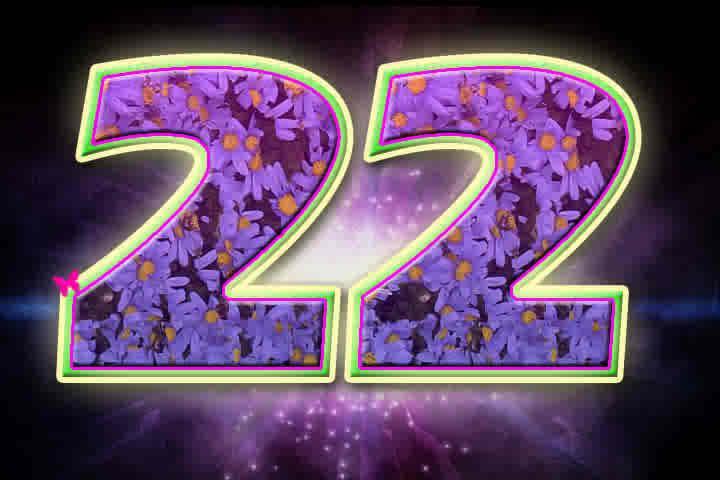 Resultado de imagem para 22 number